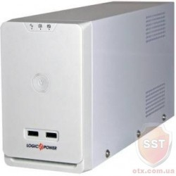 ИБП LP U650VA (gloss white) USB-порт