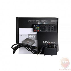 AKO-TVB-013 медиаплеер TV Box MXQ Pro Plus
